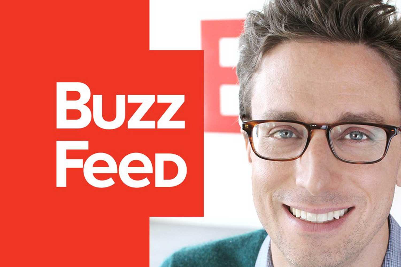 BuzzFeed's Jonah Peretti