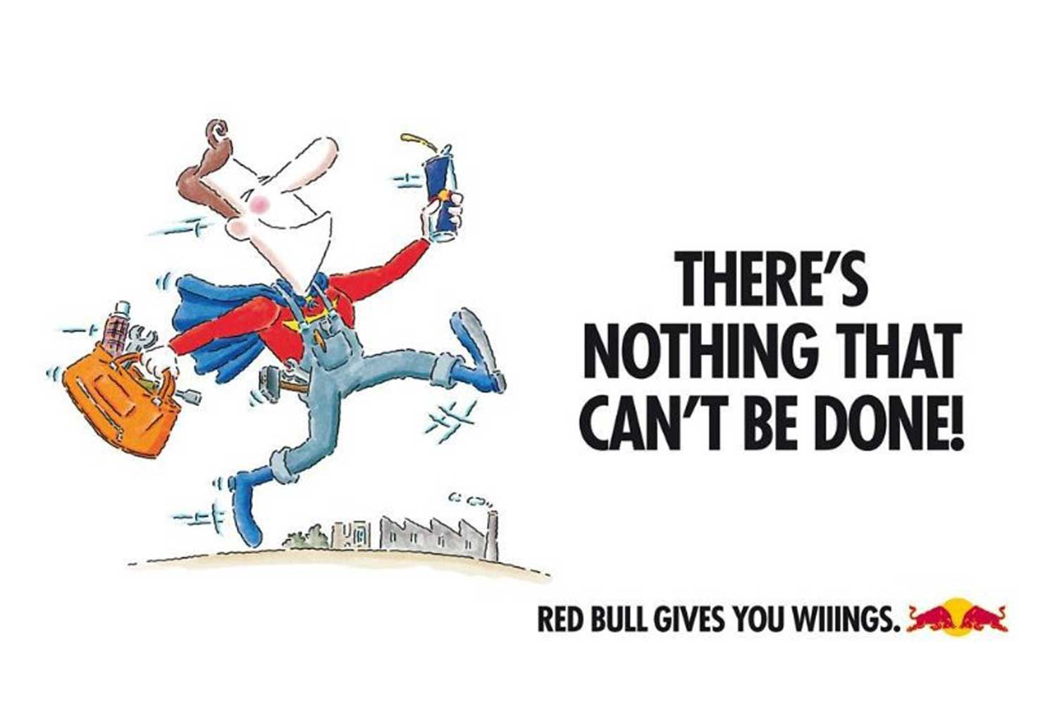 redbull gives you wings