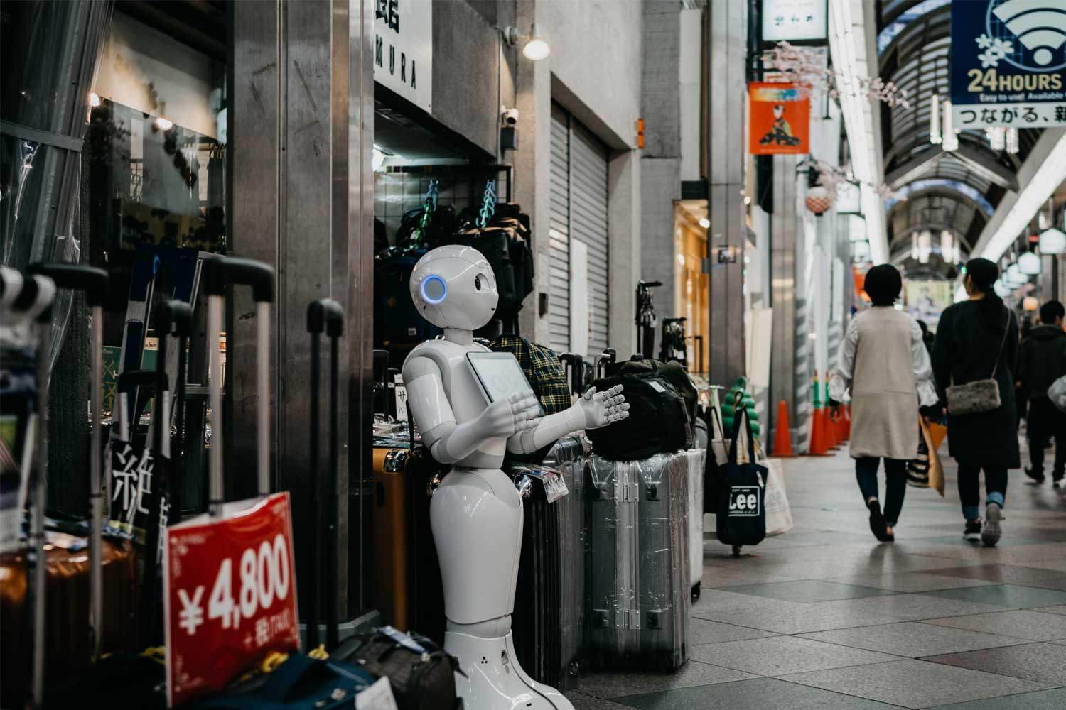4 ways AI will change business plus the stats to prove it