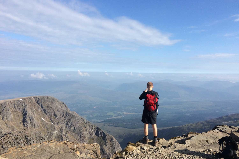 Team LP take on the 3 peaks challenge