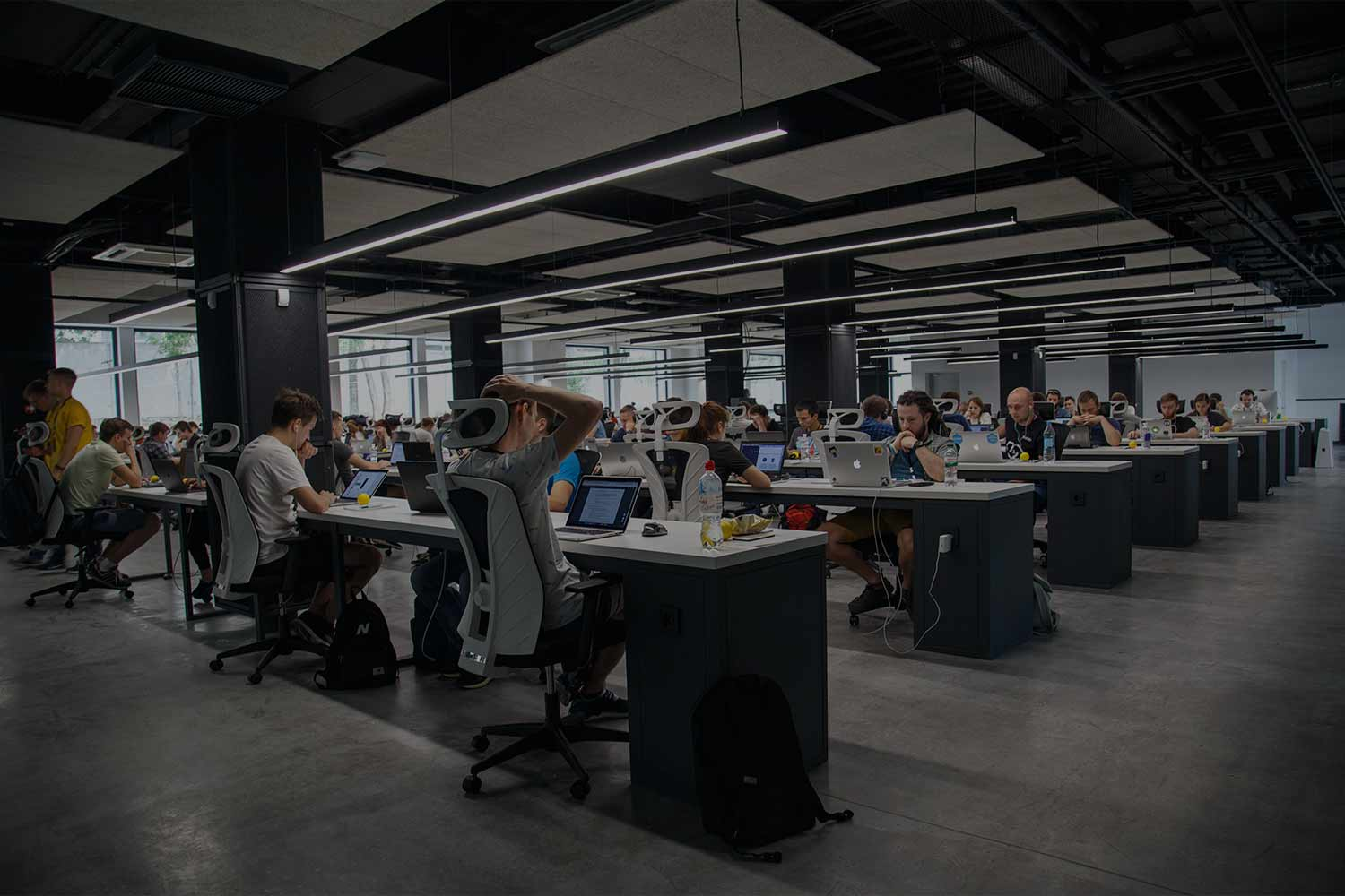 7 things you learn when you work in an office